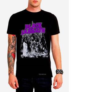Black Sabbath Symptom Of The Universe T-Shirt L XL
